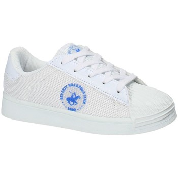 Schoenen Kinderen Lage sneakers Beverly Hills Polo Club BH-2028 Wit