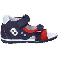 Schoenen Kinderen Sandalen / Open schoenen Balducci CITA1087 Blauw