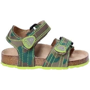 Schoenen Kinderen Sandalen / Open schoenen Asso 64205 Bruin