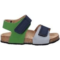 Schoenen Kinderen Sandalen / Open schoenen Asso 64204 Grijs