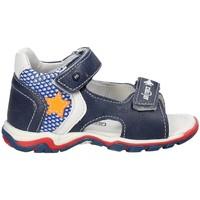 Schoenen Kinderen Sandalen / Open schoenen Melania ME8169B8E.A Blauw