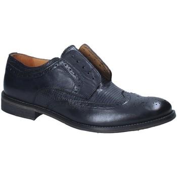 Schoenen Heren Derby Exton 9434 Blauw