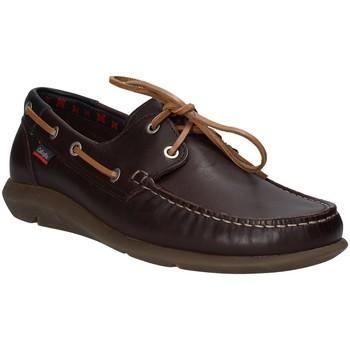 Schoenen Heren Bootschoenen CallagHan 14400 Bruin