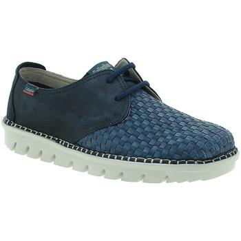 Schoenen Heren Derby CallagHan 14502 Blauw