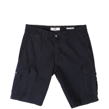 Textiel Heren Korte broeken / Bermuda's Sei3sei PZV130 8157 Blauw