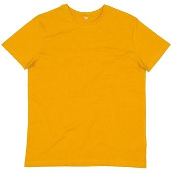 Textiel Heren T-shirts & Polo's Mantis M01 Mosterd