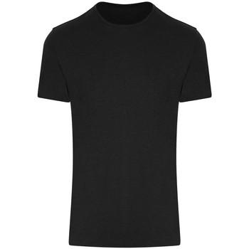Textiel T-shirts korte mouwen Just Cool JC110 Jet Zwart