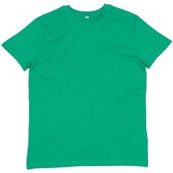 Textiel Heren T-shirts korte mouwen Mantis M01 Kelly Groen
