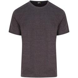 Textiel Heren T-shirts korte mouwen Pro Rtx RX151 Houtskool