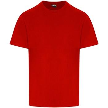Textiel Heren T-shirts korte mouwen Pro Rtx RX151 Rood
