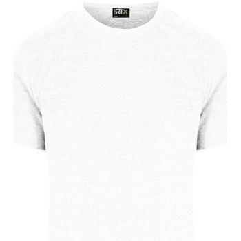Textiel Heren T-shirts korte mouwen Pro Rtx RX151 Wit