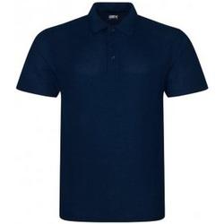Textiel Heren Polo's korte mouwen Prortx RX105 Marine