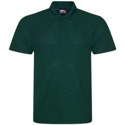 Textiel Heren Polo's korte mouwen Prortx RX105 Fles