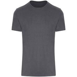 Textiel T-shirts korte mouwen Awdis JC110 IJzergrijs