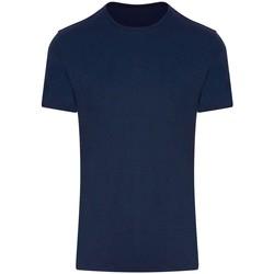 Textiel T-shirts korte mouwen Just Cool JC110 Kobaltmarine
