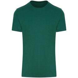 Textiel T-shirts korte mouwen Just Cool JC110 Mineraalgroen