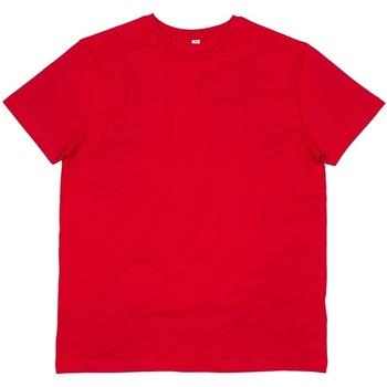 Textiel Heren T-shirts korte mouwen Mantis M01 Rood