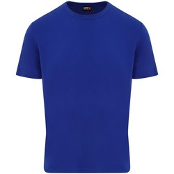 Textiel Heren T-shirts korte mouwen Pro Rtx RX151 Koningsblauw