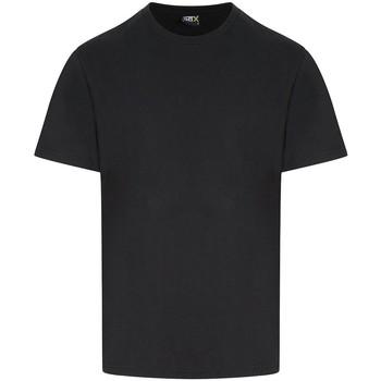 Textiel Heren T-shirts korte mouwen Pro Rtx RX151 Zwart