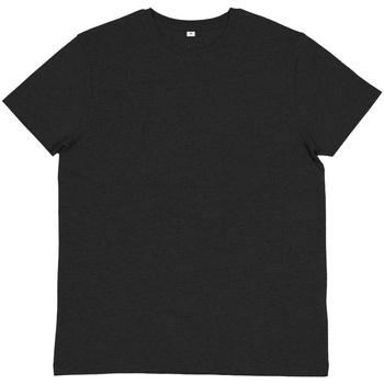 Textiel Heren T-shirts korte mouwen Mantis M01 Houtskool Grijze Mergel