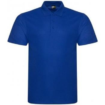 Textiel Heren Polo's korte mouwen Prortx RX105 Koninklijk