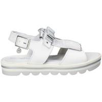 Schoenen Meisjes Sandalen / Open schoenen Melania ME4149D8E.A Blanc