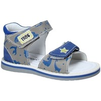 Schoenen Kinderen Sandalen / Open schoenen Melania ME8111B8E.A Bleu