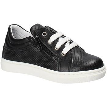 Schoenen Kinderen Lage sneakers Melania ME1086B8E.C Zwart