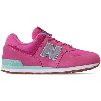 Schoenen Meisjes Lage sneakers New Balance NBGC574PAF Rose