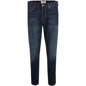 Textiel Heren Skinny jeans Wrangler W18RRS Blauw