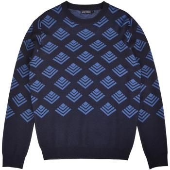 Textiel Heren Truien Antony Morato MMSW00859 YA400006 Blauw