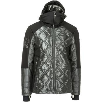 Textiel Heren Dons gevoerde jassen Ea7 Emporio Armani 6ZPG11 PND7Z Zwart