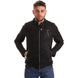 Textiel Heren Wind jackets Gaudi 821BU38005 Zwart