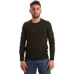 Textiel Heren Truien Gaudi 821BU53003 Groen