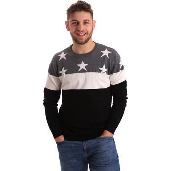 Textiel Heren Truien Gaudi 821BU53029 Grijs
