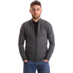 Textiel Heren Vesten / Cardigans Gaudi 821BU53037 Grijs