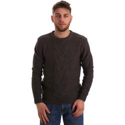 Textiel Heren Truien Gaudi 821BU53042 Grijs