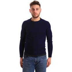 Textiel Heren Truien Gaudi 821BU53043 Blauw