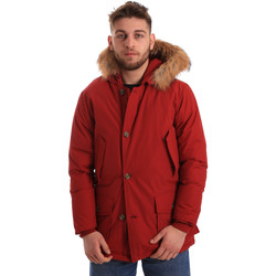 Textiel Heren Parka jassen Gaudi 821FU35017 Rood