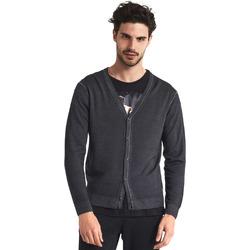 Textiel Heren Vesten / Cardigans Gaudi 821FU53003 Grijs