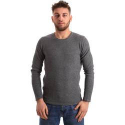 Textiel Heren Truien Gaudi 821FU53016 Grijs