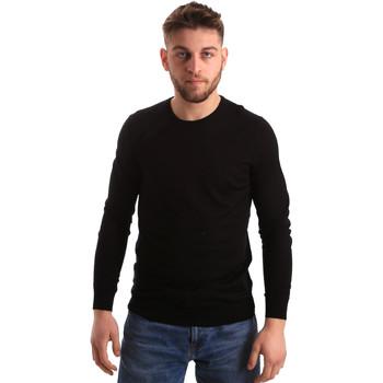 Textiel Heren Truien Gaudi 821FU53080 Zwart
