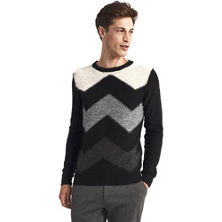 Textiel Heren Truien Gaudi 821FU53085 Zwart