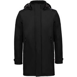 Textiel Heren Parka jassen Invicta 4432284/U Zwart