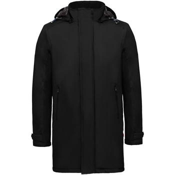 Textiel Heren Parka jassen Invicta 4432284/U Noir