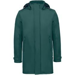 Textiel Heren Parka jassen Invicta 4432284/U Groen