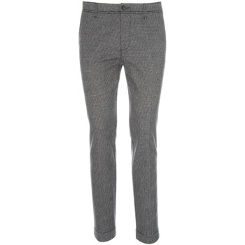 Textiel Heren 5 zakken broeken Nero Giardini A870182U Noir