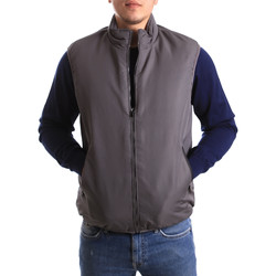 Textiel Heren Vesten / Cardigans Navigare NV66009AD Grijs