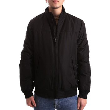 Textiel Heren Wind jackets Navigare NV67002AD Zwart