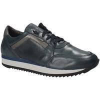 Schoenen Heren Lage sneakers Exton 558 Blauw